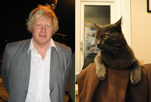 Boris and Hunter