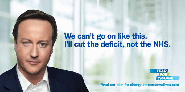 Deficit not NHS