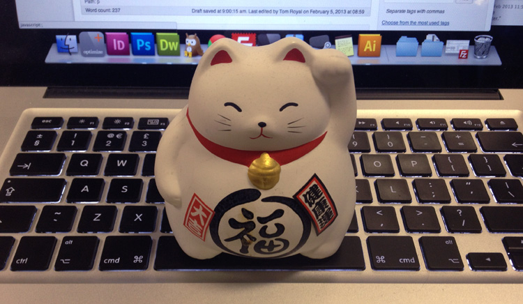 My Lucky Cat
